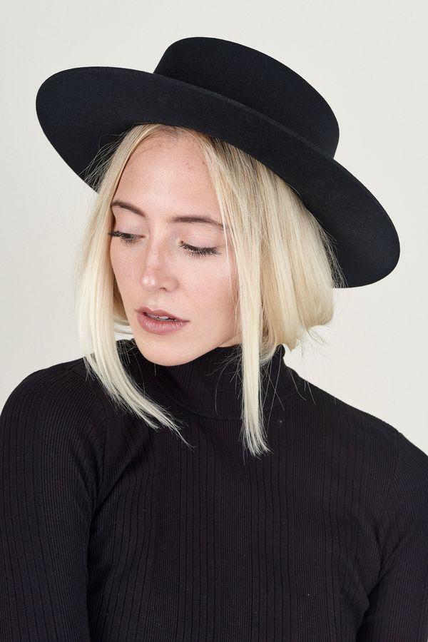b463126a Janessa Leone Gabrielle Bolero Hat. sold out. Janessa Leone