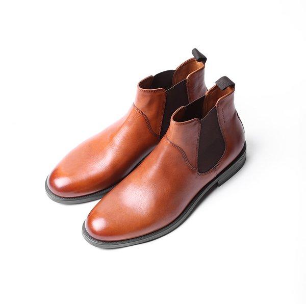 15bac9c96c26 Vagabond Salvatore Chelsea Boot - Cognac   Garmentory