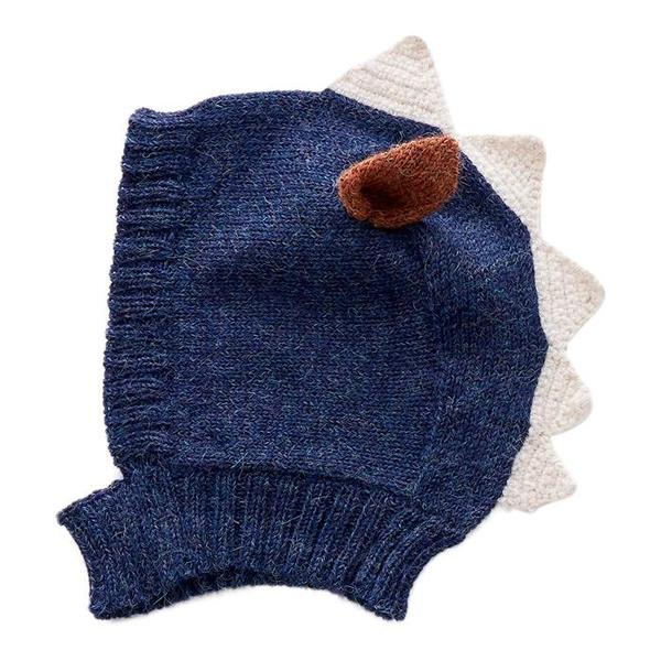 KIDS Oeuf NY Baby and Child Winter Hat Monster - Navy  314752f97a7