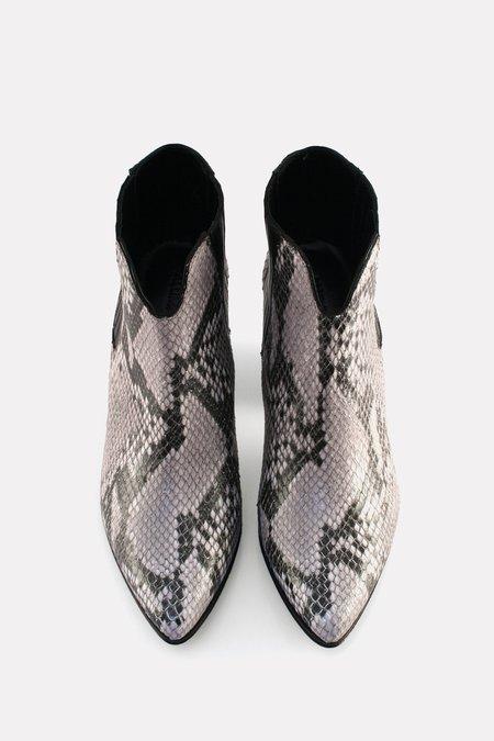 Alumnae Chelsea Boot - Snake Print