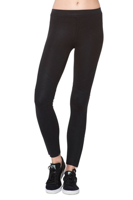 David Lerner New Seamed Legging - Black