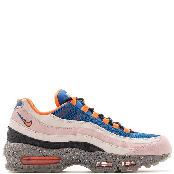 online store 1c3fd b2619 Nike Air Max 95 WE Champagne / Safety Orange on Garmentory