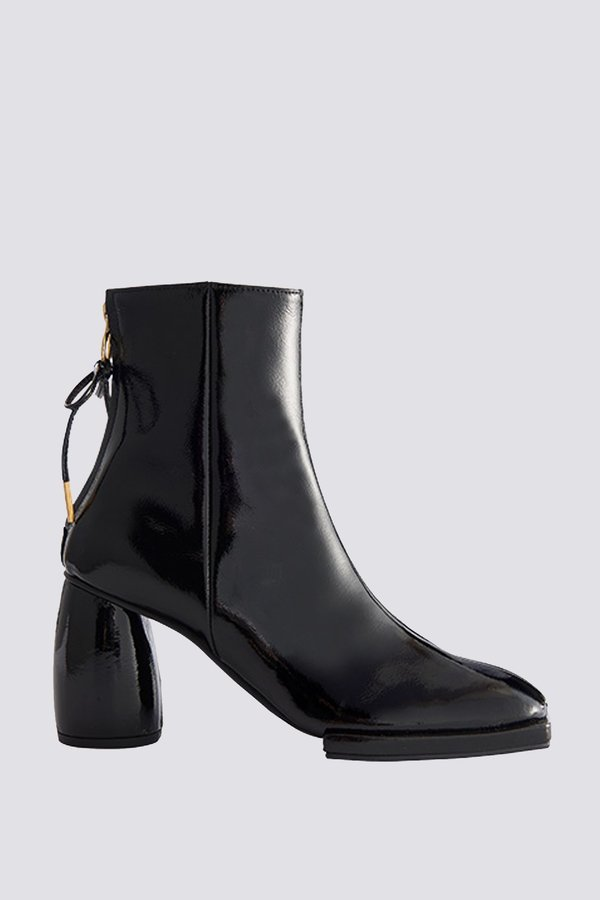 Boots Patent Leather Nen Half Reike Garmentory Square P8waAqa1x