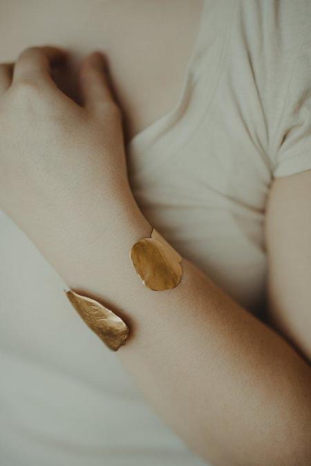 Takara Aria Cuff - Gold