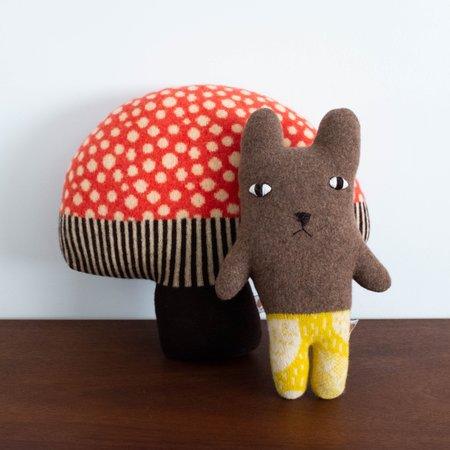 Kids Donna Wilson Mushroom Cushion Pillow
