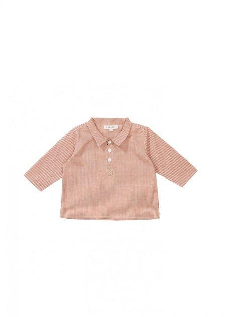 Kids Caramel Owl Baby Shirt