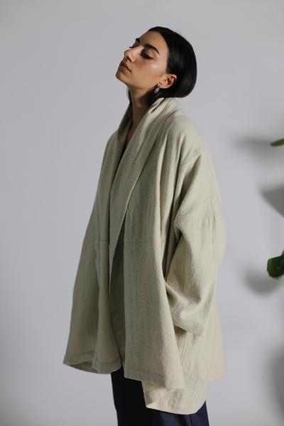 Atelier Delphine Antwerp Coat