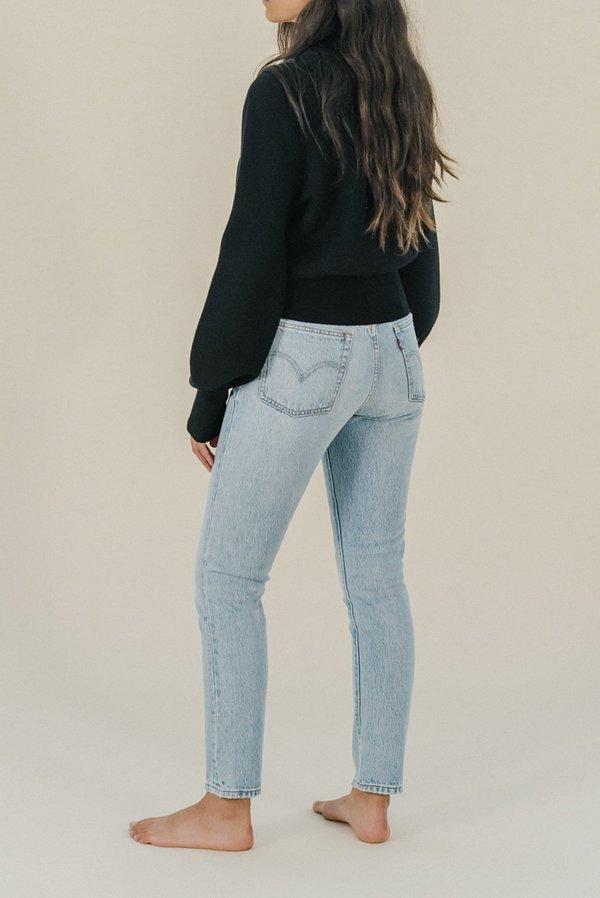 Just Female Alma Sweater - Black