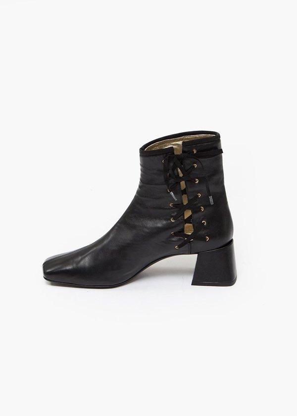 aaf07fde8cf Suzanne Rae Lady Boots - Black on Garmentory