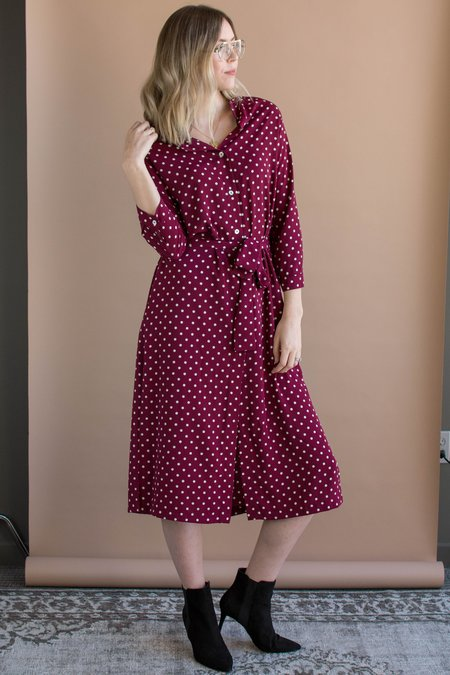 Sway and Cake Lorna Dress - Sienna Dot