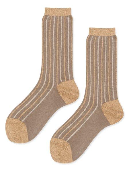 Rachel Comey x Hansel From Basel Mini Stripe Crew Socks