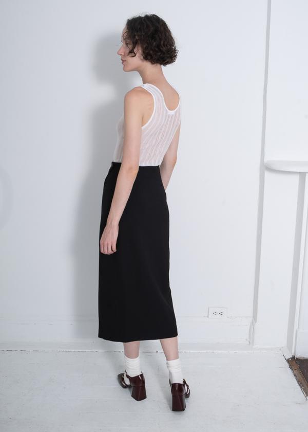 Suzanne Rae Wrap Skirt