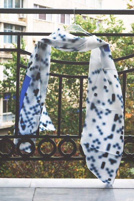 MINO BLUR COD 02 scarf