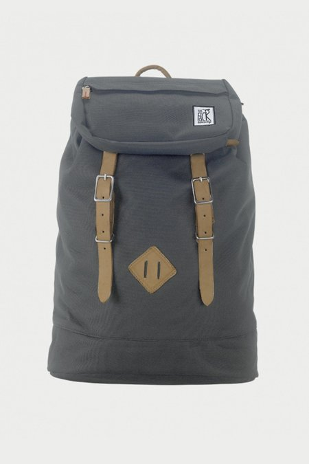 UNISEX The Pack Society PREMIUM BACKPACK - CHARCOAL