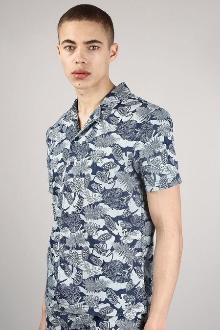 Native Youth OCEANIC SHIRT