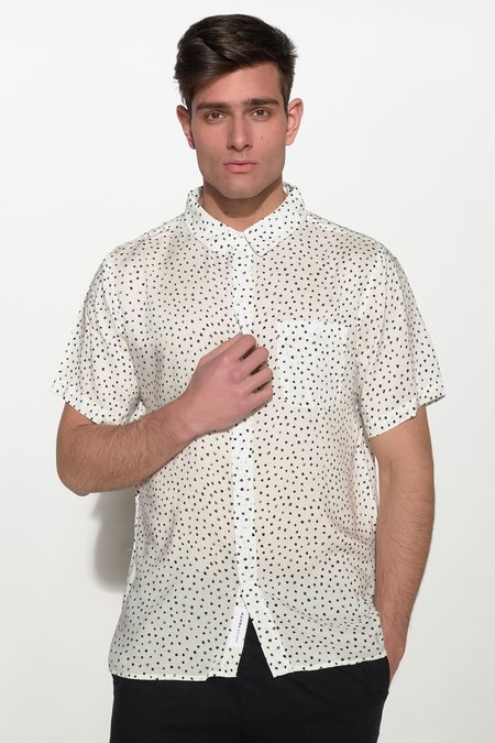 Native Youth PAINTBRUSH SHIRT - POLKA DOT