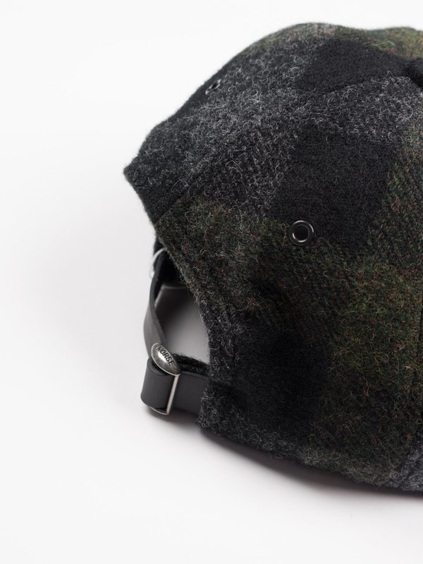 5415516e0e0 Norse Projects Moon Wool Flat Cap