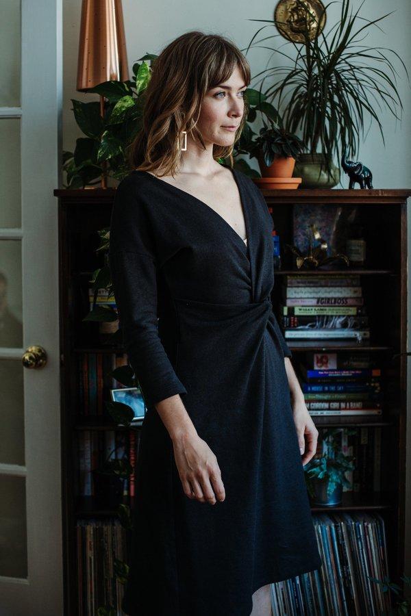 ded931f1c6 Ursa Minor Jagger Dress - Black