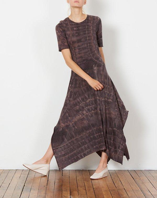Raquel Allegra Handkerchief Dress Bobcat Tie Dye Garmentory
