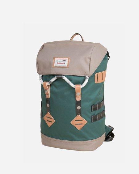 Doughnut Colorado Small Backpack - Slate Green/Hazelnut