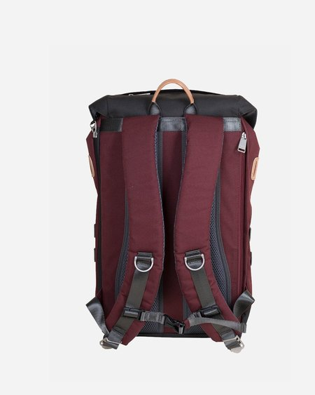 Doughnut Mochila Colorado Small Backpack - Wine/Charcoal