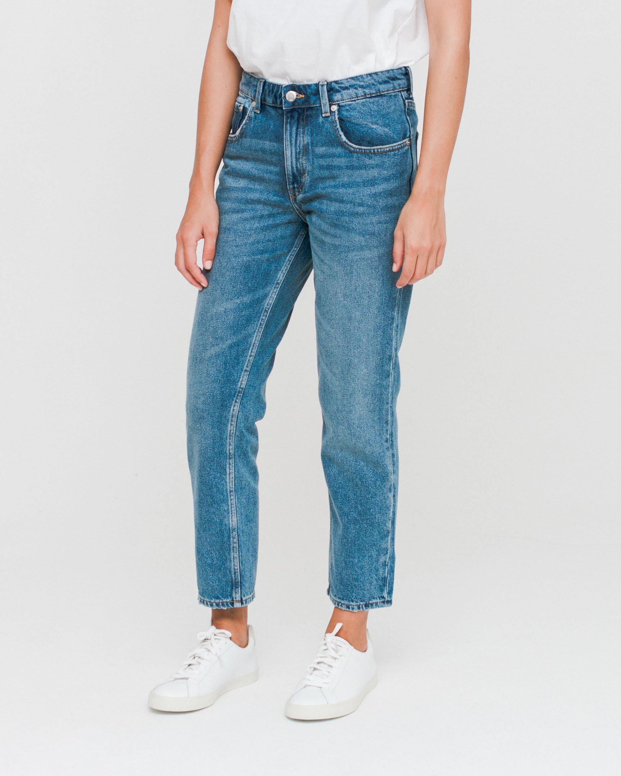 bd0e829f48ef84 Cheap Monday Revive Jeans - Demand Blue | Garmentory