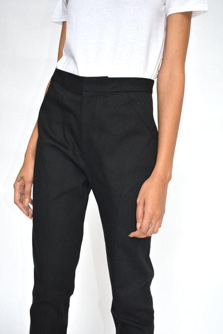 CV Saint Denim X Pants - Black