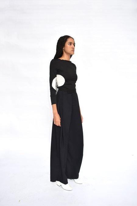 CV Saint Panel Pants - Black