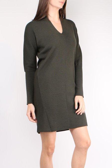 Cathrine Hammel Wide Dress - Army Green