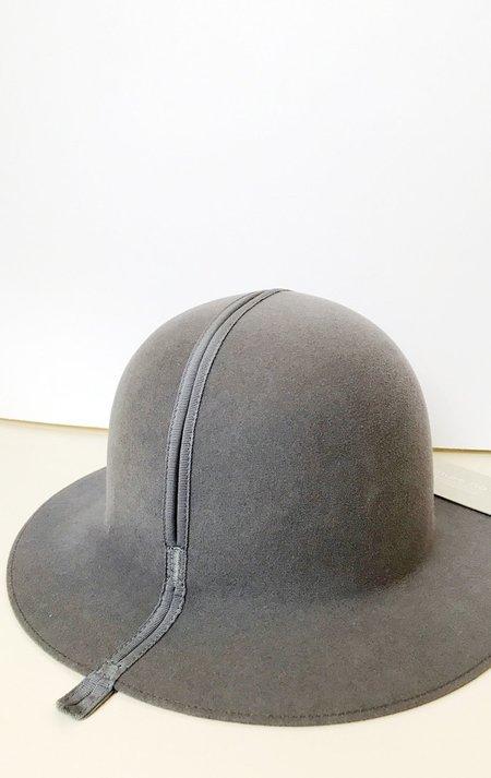 Mature Ha Wool foldable Hat