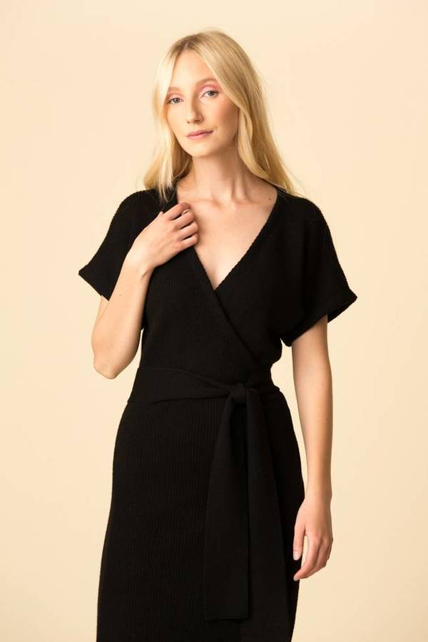 ad52b629dca Mara Hoffman Joss Dress - Black