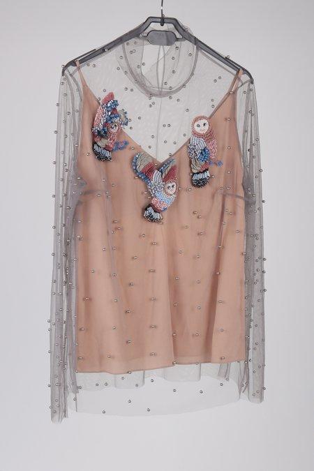 Alena Akhmadullina Bird Shirt
