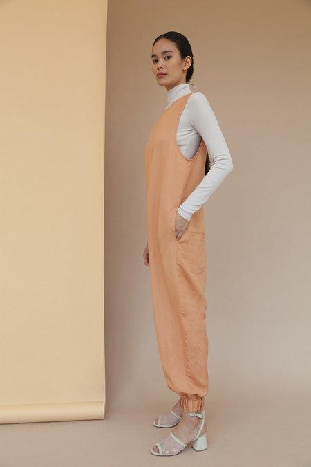 House Dress Muxi Jumpsuit