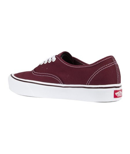Vans UA Authentic Lite - Burgundy