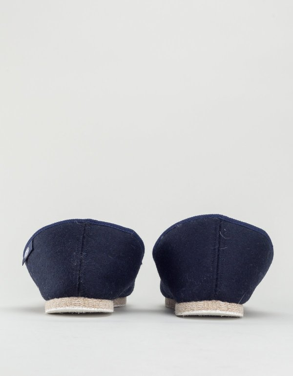 0bd49f5b70a Armor Lux Slippers - Navy