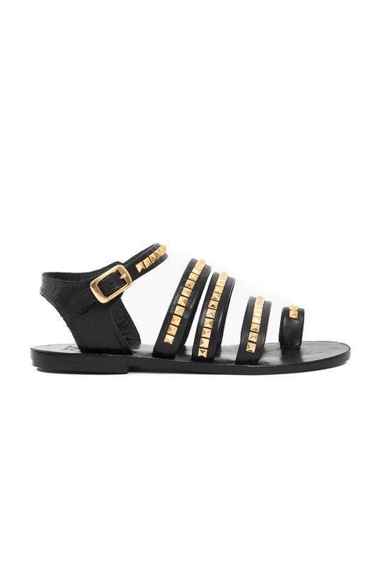 Anine Bing Studded Sandal