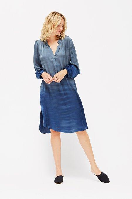 Lacausa Jasmine Dress - Eclipse Wash