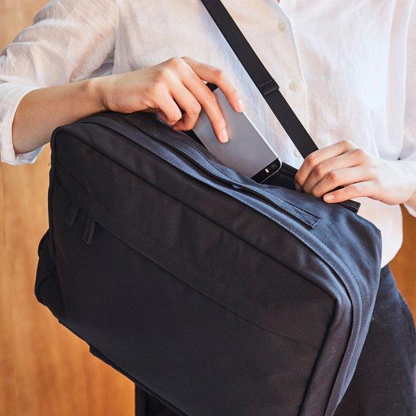 Poketo Convertible Daypack - Black