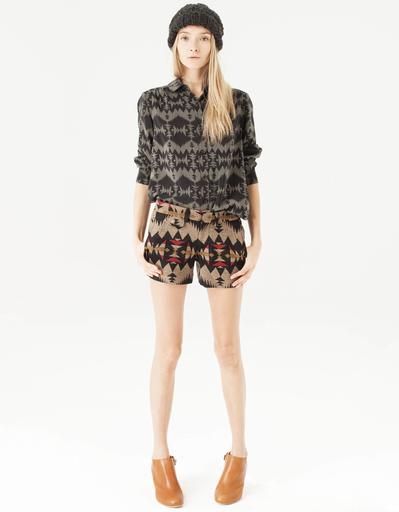 Pendleton Coquille Shorts