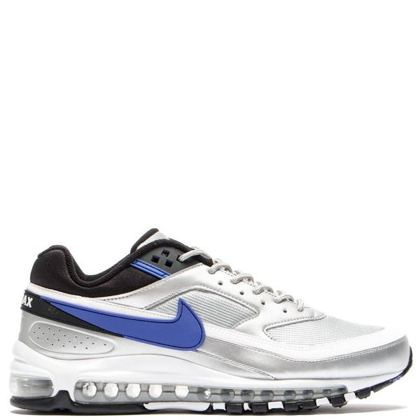 purchase cheap d281a bb2b7 Nike Air Max 97 BW Metallic Silver   Persian Violet