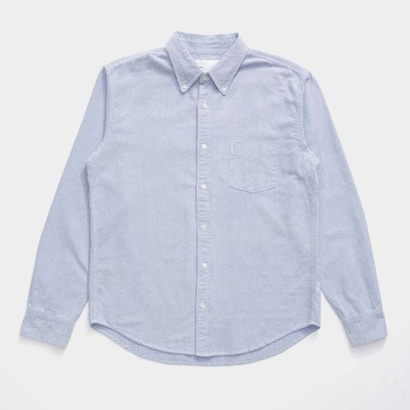 Adsum Oxford Button Down Shirt - Purple