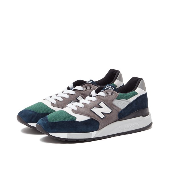 the latest c4dee 42f74 New Balance 999 Sneakers - Blue/Green on Garmentory