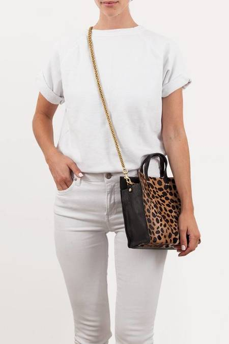 Clare V. Chain Crossbody Strap