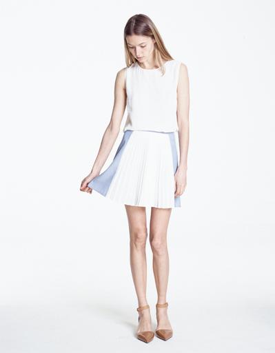 Wren Pleated Skirt