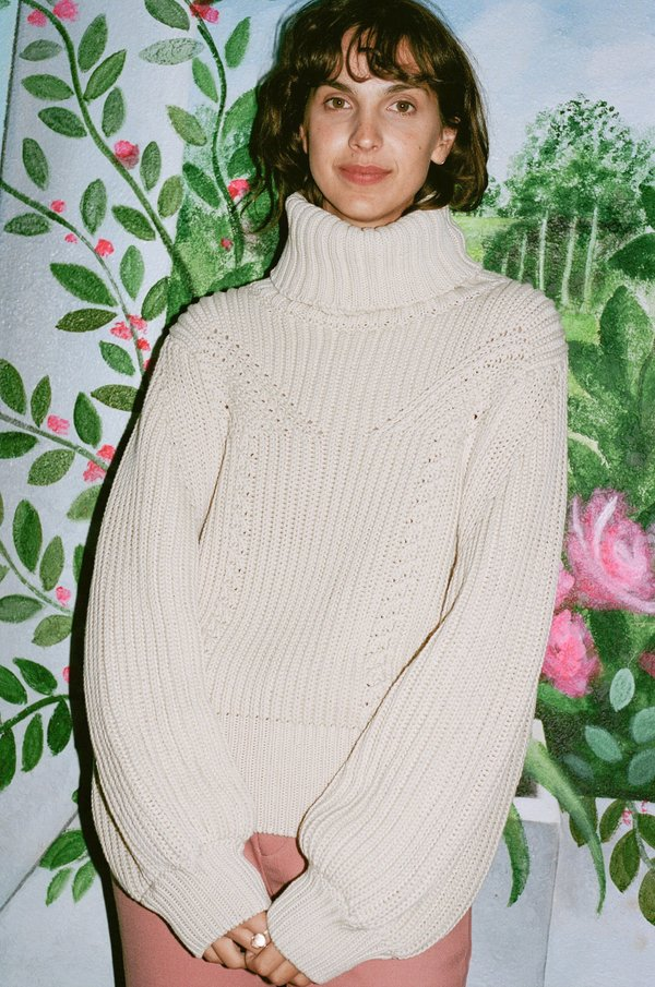 a8d17ba139 Rodebjer Richa Sweater - Off White