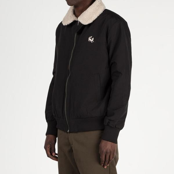 by Parra Scared Fox Topper Harley Jacket - Black. sold out. BY PARRA 009327769