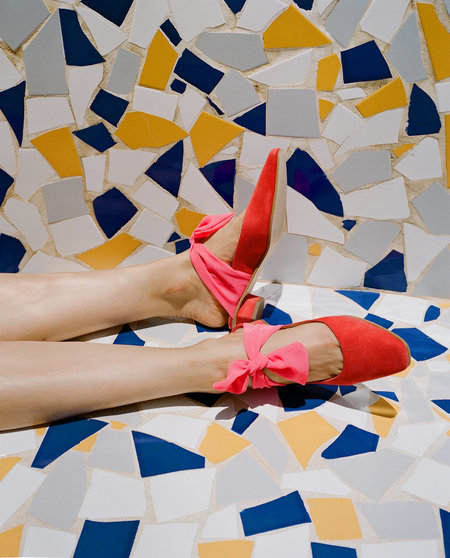 About Arianne Tina Mule - Coral