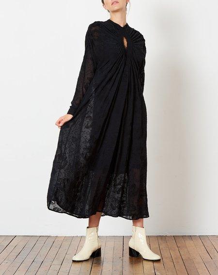 Rachel Comey Siphon Dress - Black Zodiac