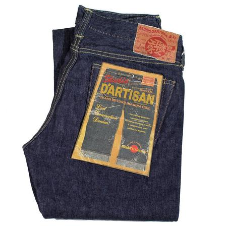Studio D'artisan Sda 307s Slim Tapered Jeans