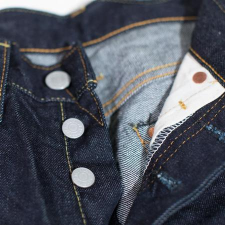 Studio D'artisan SDA 507S Slim Tapered Jeans